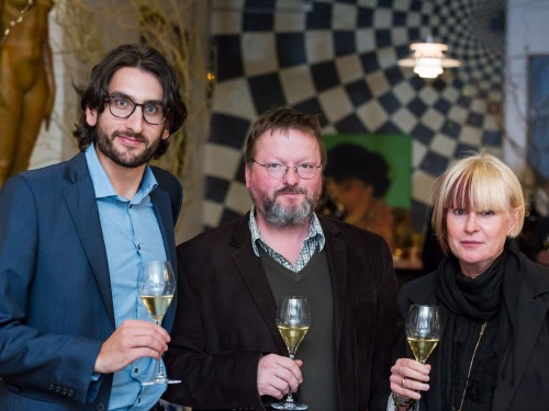 Melbourne Pinot Salon at The David Bromley Gallery